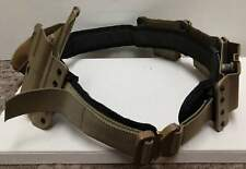 HTC HIGH THREAT CONCEALMENT BELT SYSTEM- PRE-OWNED- LARGE- COYOTE TAN