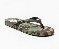 CONVERSE camouflage thong flip-flops infradito donna unisex EU 38 (37) US 7 BNIB