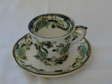 Masons Ironstone - Chartreuse - Small Coffee Cup & Saucer