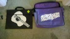 2 music bags