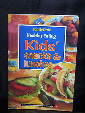Kids' Snacks and Lunches by Murdoch Books (Paperback, 1993)