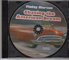 (BW599) Finlay Morton, Chasing The American Dream - DJ CD
