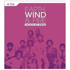 The Box Set Series [Box] by Earth, Wind & Fire (CD, Jan-2014, 4 Discs, Legacy)