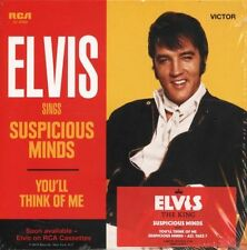 ELVIS PRESLEY suspicious minds (EP CD)