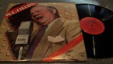 The Best of W.C. Fields 2 LP SET