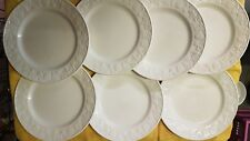 BHS LINCOLN 10INS DINNER PLATES X 7