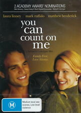 You Can Count On Me - Comedy / Drama - Laura Linney, Mark Ruffalo - NEW DVD