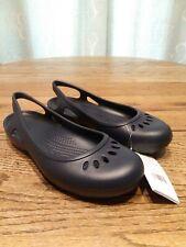 NEW! Crocs Kadee Slingback Flat  Shoe Women's Size 9