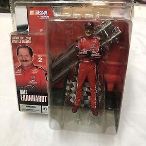 Limited Edition Dale Earnhardt SR Action Figure Series 2 NASCAR