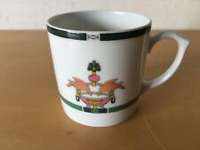 Used - Cup of coffee CARTIER Taza de Café - LIMOGES La Maison Venitienne - Usado