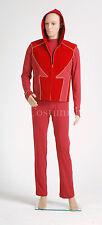 Smallville Bart Allen Impulse the Flash Halloween Costume <Custom Made>