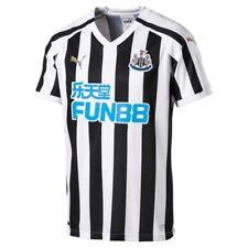 PUMA NUFC Home Shirt Replica With Sponsor Log M