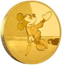 Niue - 2,5 Dollar 2016 - Mickey™ Through the Ages (2.) - 1/62 Oz Gold PP