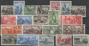 RUSSIA 1933 429-449, Used