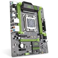 Jingsha X79 Motherboard M.2 E5 LGA2011 V2 Processor DDR3 64GB PCI-E3.0 NVME