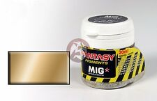 Mig Productions Fantasy Pigment Brass F612
