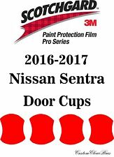 3M Scotchgard Paint Protection Film Pro Series Fits 2016 2017 Nissan Sentra