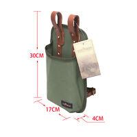 Tourbon Cycling Chain Lock Bag Saddle Pouch Bike Tool U Lock Carrier Frame Case