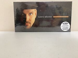 Garth Brooks The Limited Series 6 CD/DVD Collectors Box Set Sealed Fast Shipping