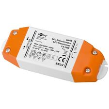 LED Trafo 12V 15W elektr. LED-Transformator Lampen Treiber SMD Driver DC G4 MR16