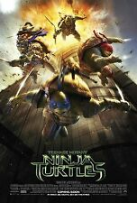 Teenage Mutant Ninja Turtles TMNT (2014) Movie Poster (24x36) - Explosion NEW
