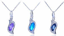 Unbranded Beauty Oval Stone Costume Necklaces & Pendants