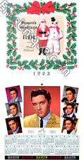 Elvis Presley Rare Santa & Girls! Girls! Bonus Photo