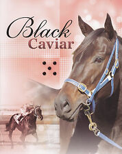 2013 Black Caviar - Post Office Pack With Sheetlet
