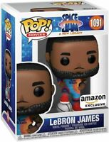 FUNKO POP! MOVIES 1091: SPACE JAM A NEW LEGACY - LEBRON JAMES FIGURE *PRESALE*