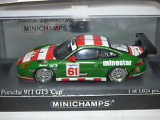 Minichamps Porsche 911 GT3 Cup 24hrs Daytona 2005 Nearn/Lacey/wilkins