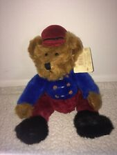 Russ Berrie Bandy 11 inch Teddy Bear Plush Bears From The Past Collection Nwt