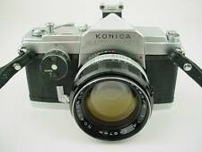 Konica AUTOREX Camera w/ 57mm F/1.4 Hexanon-Name Variant of Auto-Reflex -RARE!