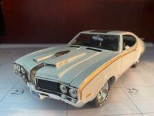 Ertl 1/18 1969 HURST OLDS Cutlass   (White)
