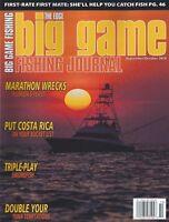 The Edge Big Game Fishing Journal Magazine - September / October 2018