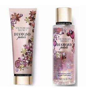 Victoria Secret Diamond Petals Mist & Lotion
