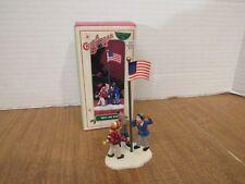 Dept. 56 A Christmas Story 2006 Triple Dog Dare Flag Pole