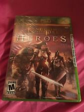 Kingdom Under Fire: Heroes (Microsoft Xbox, 2005)