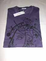 Versace  Collection T- Shirt Uomo  Medusa  Graffiti size S Nuova