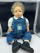 Regina Swialkowski Artistic Doll Resin Doll 67 Cm. Top Zustand