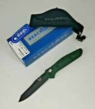 Benchmade - 940-1 Knife, Reverse Tanto Blade 940BK