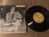 "JACK COSTANZO Afro Cuban Jazz North-Of-The-Border 10"" LP NORGRAN MG N-32 MONO"