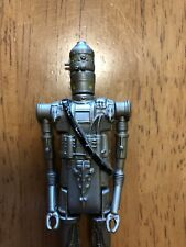 Vintage Star Wars IG-88 Yellow Painting 1980 Hong Kong