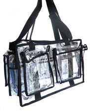 Large Clear Multi-Purpose Set Bag / Make Up Bag (RRP £65)