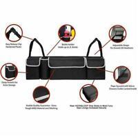 Kofferraum Organizer Rücksitz Aufbewahrungsbox Tasche Fällen Zub Oxford Int N5Z0