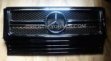 Mercedes W463 G Wagon G63 G65 AMG Look Grille Black