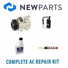 Mazda Tribute Ford Tribute to 10/04 2.3 AC A/C Repair Kit W/ Compressor & Clutch