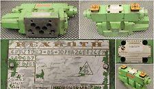REXROTH 4WRZ10W3-85 - 30/6A24ETZ4M mit REXROTH 3-Wege-Druckreduzierventil