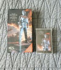 Michael Jackson History Book 1 Cassette & Greatest Hits VHS Tape set NEW Sealed