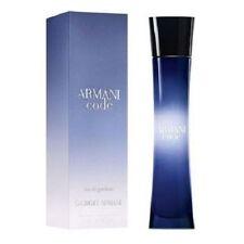 Giorgio Armani Code pour Femme Perfume For Women EDP 30ml BRAND NEW & SEALED
