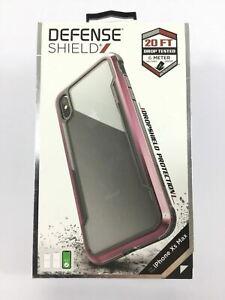 X-Doria Defense Shield phone case for Apple iPhone XsMax AU Sellers Genuine Pink